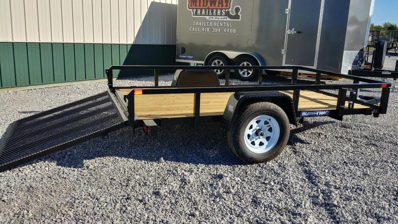 2020 Sure-trac 6x10 Tube Top 3k