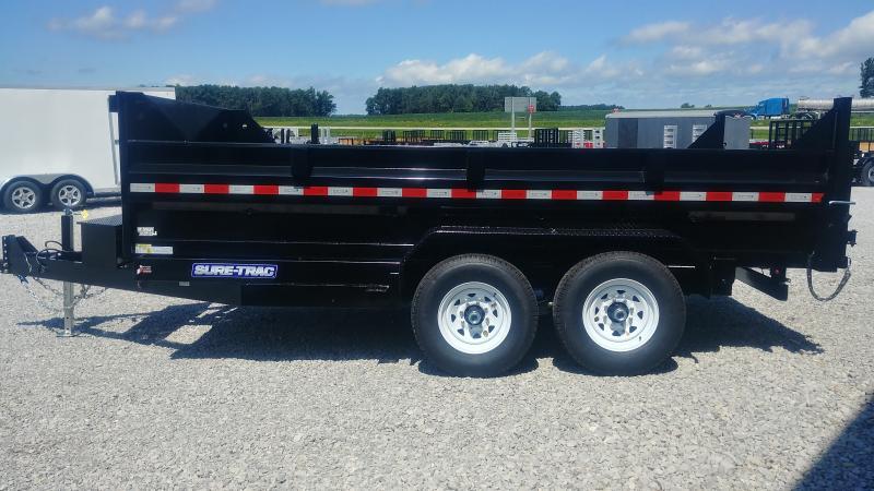 2020 Sure-trac 7x14 Dump 14k Tele