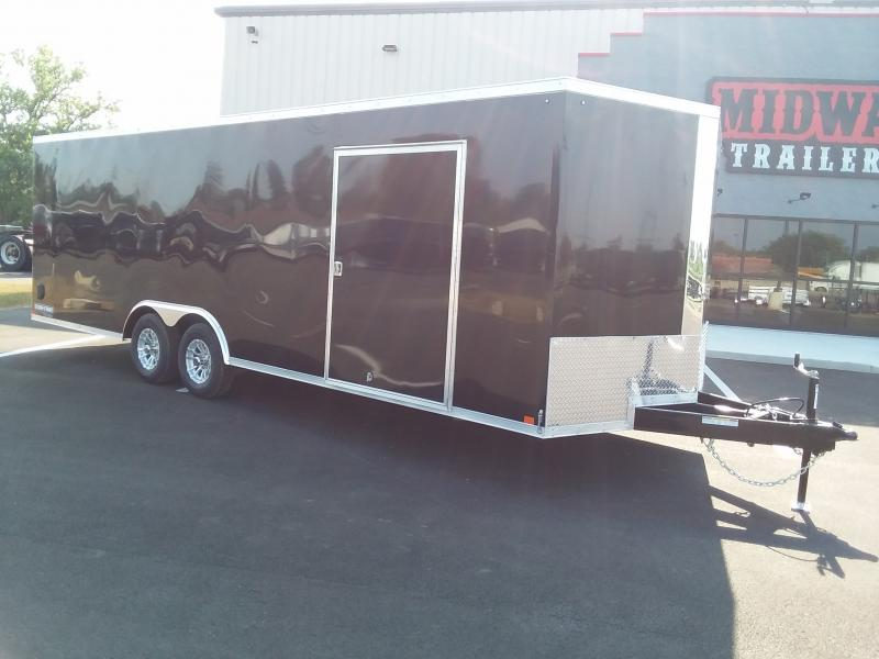 2020 Sure-trac 8.5'x24' C.hauler Black 10k