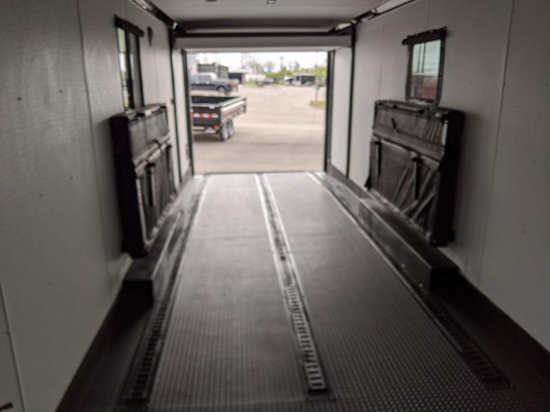 2020 Nomad 8.5'x30' Toy Hauler 14k