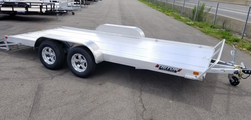2020 Triton 7'x16' Alum 7k