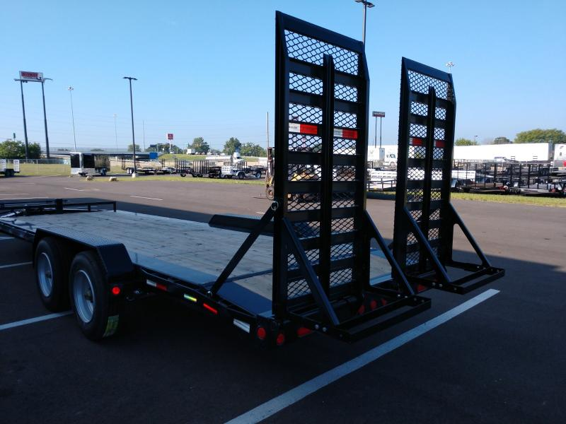 2019 Pj Trailers 7'x22' Equipment 20k