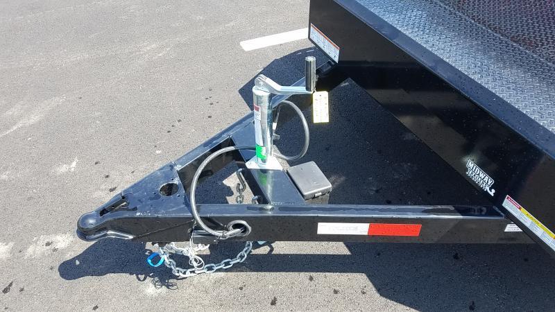 2020 Suretrac 7x18 Steel Deck 7k