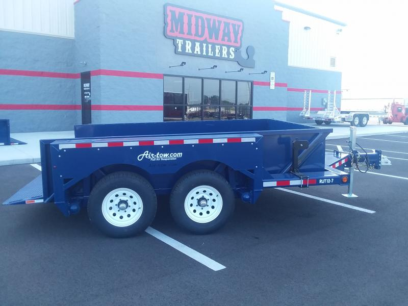 "2020 Air-tow 75""x12' Drop Deck Air Ride"