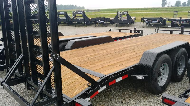 2019 Sure-trac 7x18 Implement 14k Upg Need Ramps