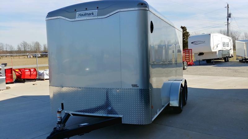 2020 Haulmark 7x14 Transport Ff 7k Silver