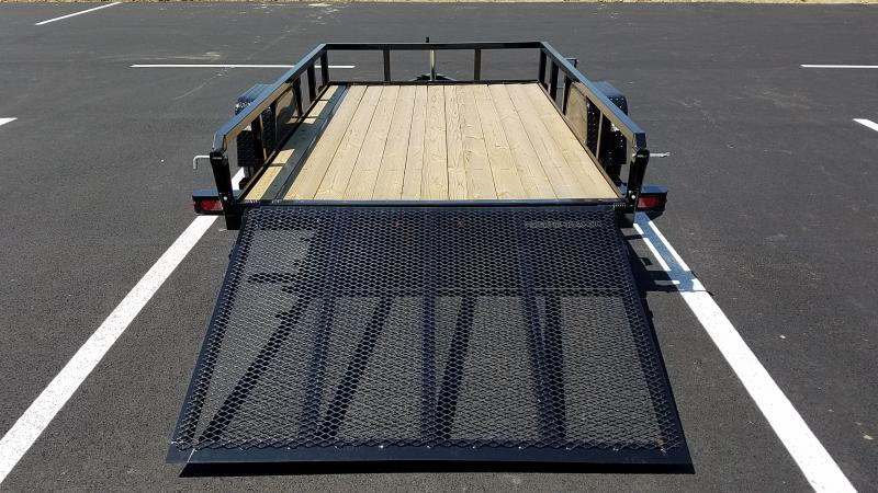 2020 Sure-trac 6'x10' Tube Top 3k