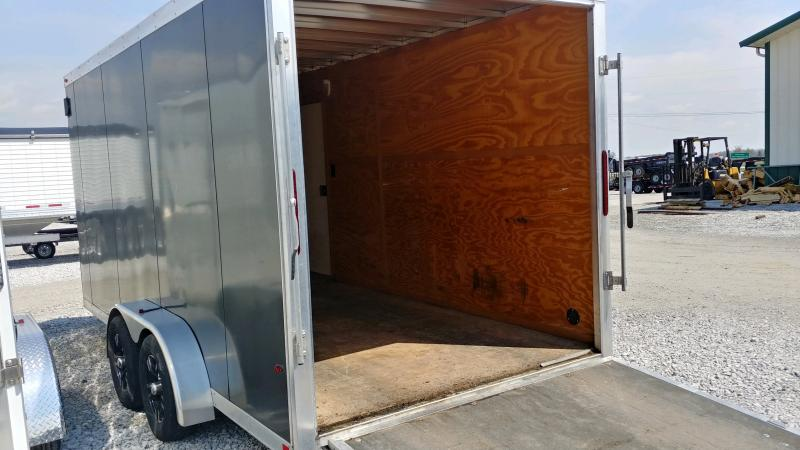 "2018 One Trailers 7x16 Afc 7k 6"" Extra Height"