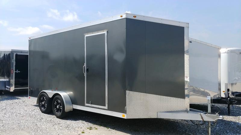 """2018 One Trailers 7x16 Afc 7k 6"""" Extra Height"""