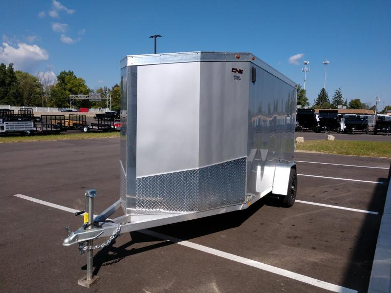 2019 One Trailers 6'x10' Silver 3k
