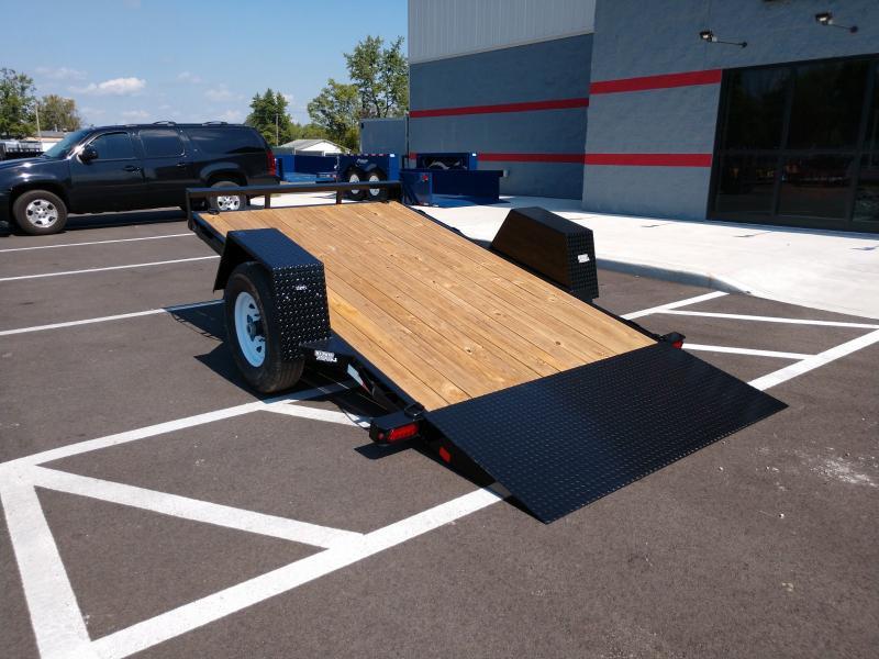 2020 Sure-trac 6.5' X 12' Tilt Bed Equipment