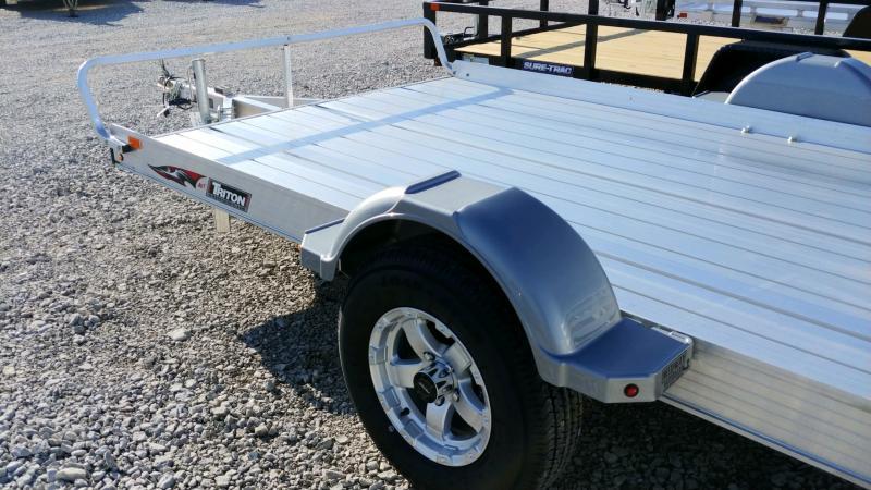 2020 Triton 7x12 Utility 3k Alum