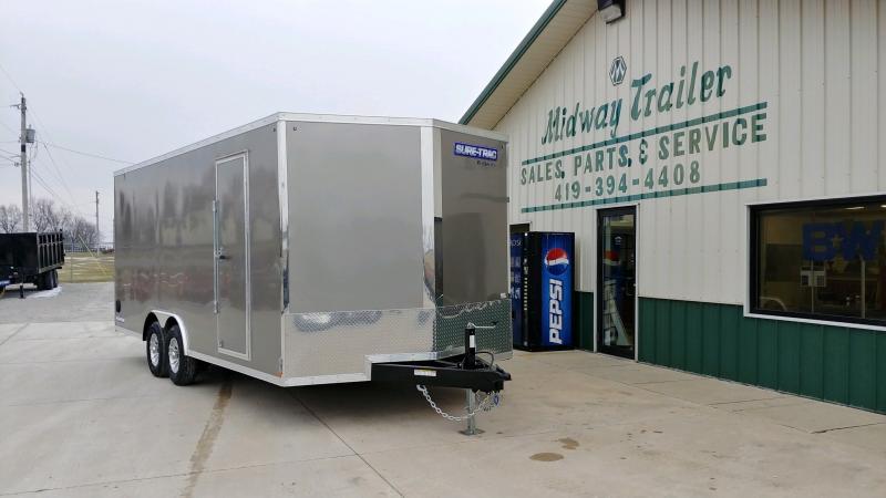2020 Sure-trac 8.5x20 Psw 10k Pewter Cargo