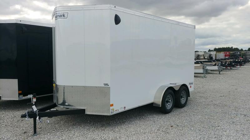 2020 Haulmark 7x14 Transport 7k White