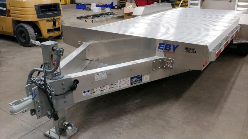 2018 Eby 7x18 Low Pro 14k Value Package