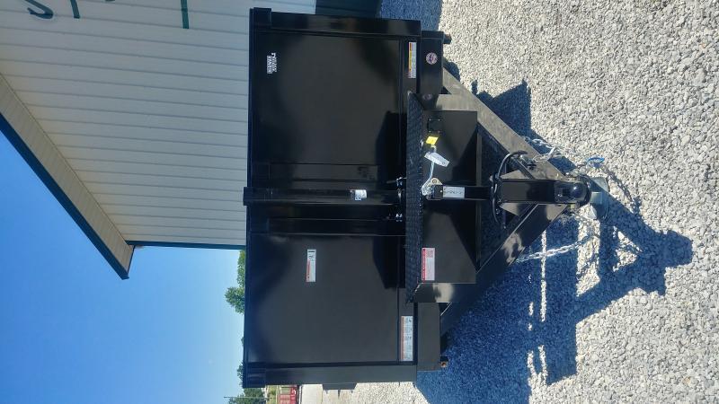 2020 Sure-trac 7x12 Dump 12k Tele