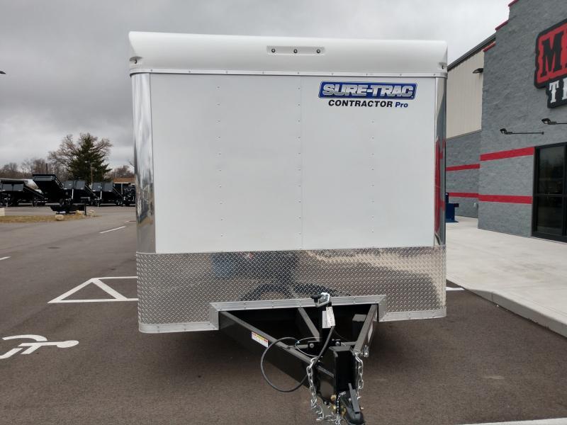 2019 Sure Trac 8.5x26 Cargo Contractor 14k