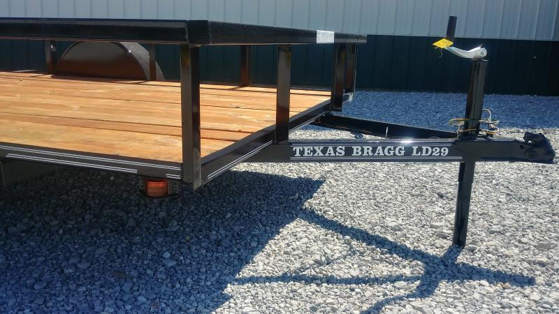 2019 Texas Bragg 77x10 Utility