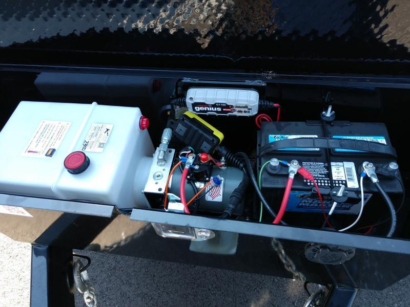 2020 Sure-trac 7'x16' Low Pro Tele 14k
