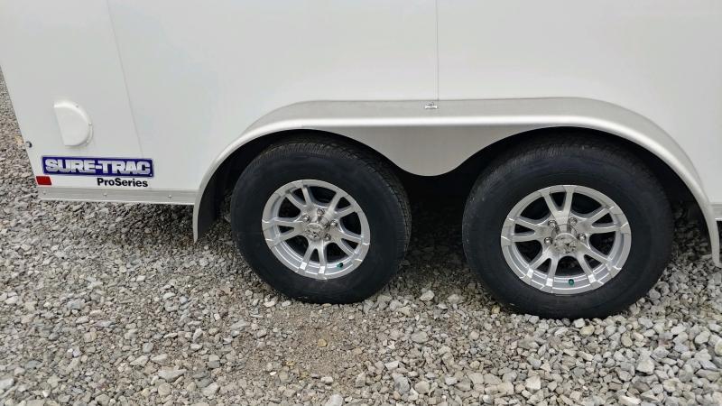 2019 Sure-trac 7'x14' Psw 7k White