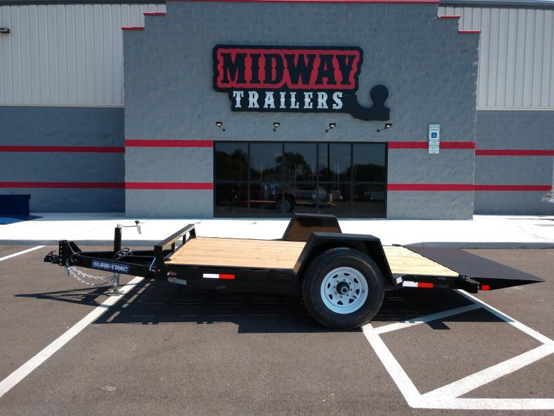"2019 Sure-trac 78"" X 12' Tilt Bed Equipment"