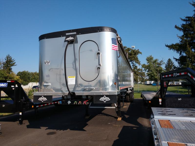 2019 Trailstar 39' Frameless Dump