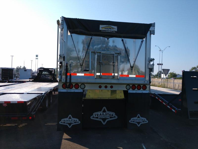 2019 Trailstar 39' Frameless Dump