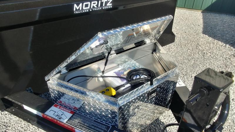2020 Moritz 7x14 Dump 14k Scissor