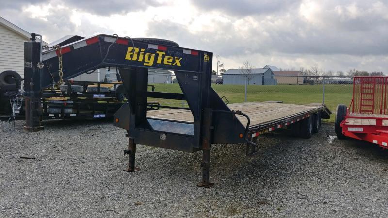 2012 Big Tex 25+5 Deckover 22.5k Gn