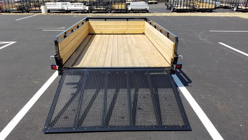 2020 Sure-trac 7' X 12' Three Board 3k