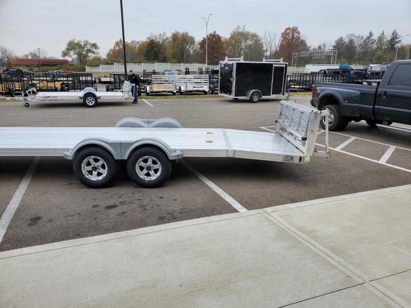 2020 Triton 7'x20' Alum. Car Hauler 7k