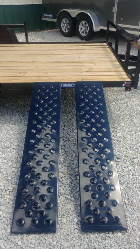 2020 Sure-trac 7x12 Tube Top 3k Atv