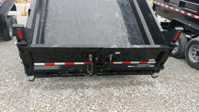 2020 Sure-trac 7x14 Dump 14k Tele Tarp Kit