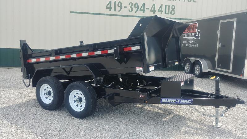 2020 Sure-trac 6x10 Dump 10k Single Ram