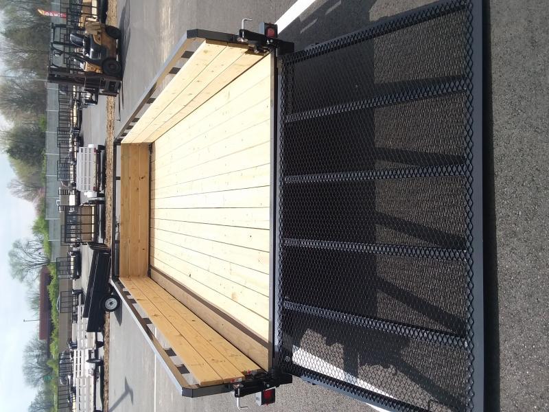 2020 Sure-trac 7'x16' Three Board 7k