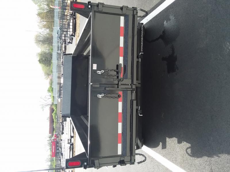 2020 Sure-trac 7'x14' Dual Ram Dump 14k