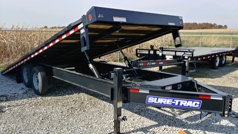 2020 Sure-trac 8.5x22 Power Tilt 15k