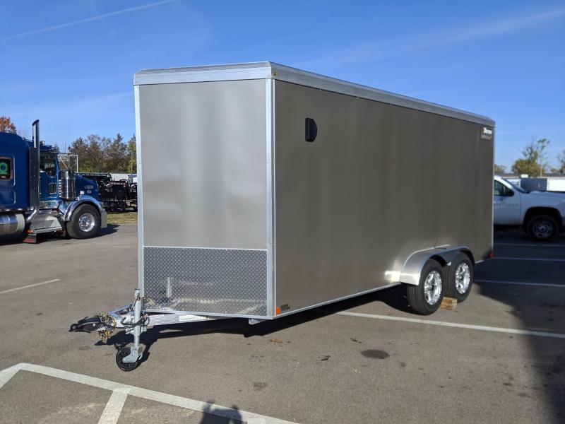 2020 Triton 7'x16' Aluminum Enclosed 7k