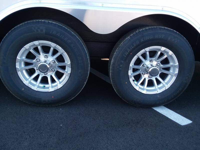"2020 Sure-trac 8.5'x20' + 6"" C.hauler Silver 10k"