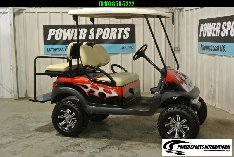 2013 Club Car Precedent 48V Electric Golf Cart #4464