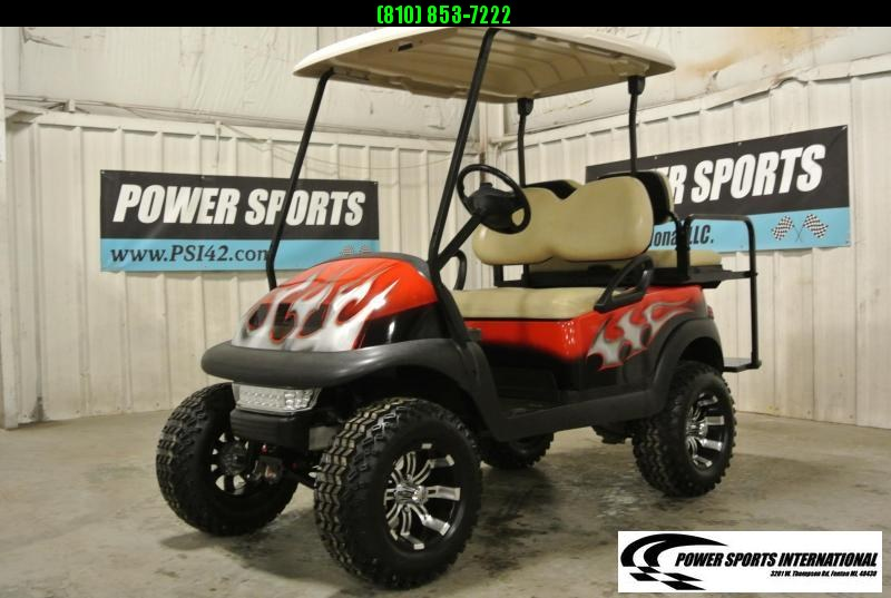 2013 Club Car Precedent 48V Electric Golf Cart #4464