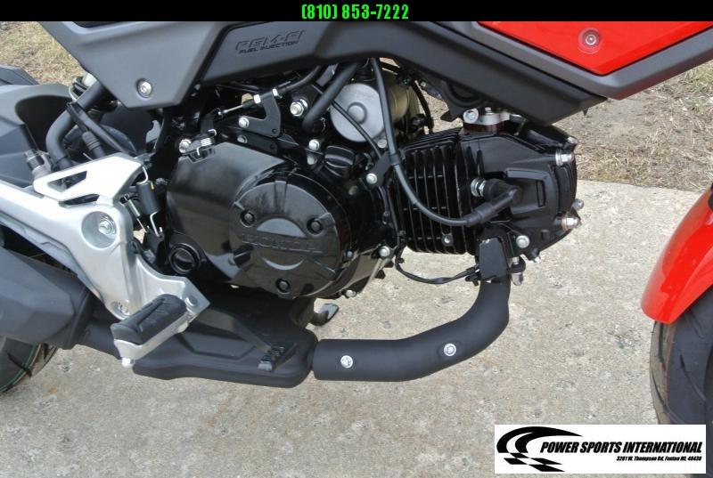 2018 Honda GROM 125 E-Start Motorcycle Tons of FUN!! Grom #2127
