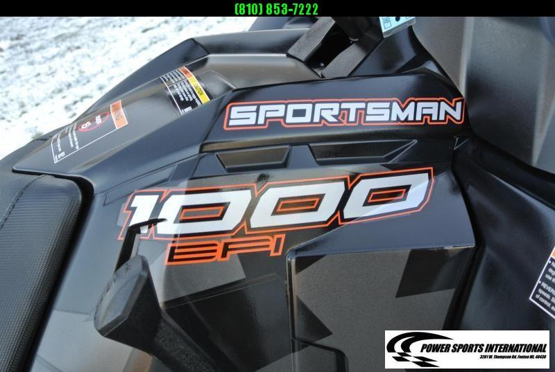 2018 POLARIS SPORTSMAN XP 1000 HIGH LIFTER EDITION #5549