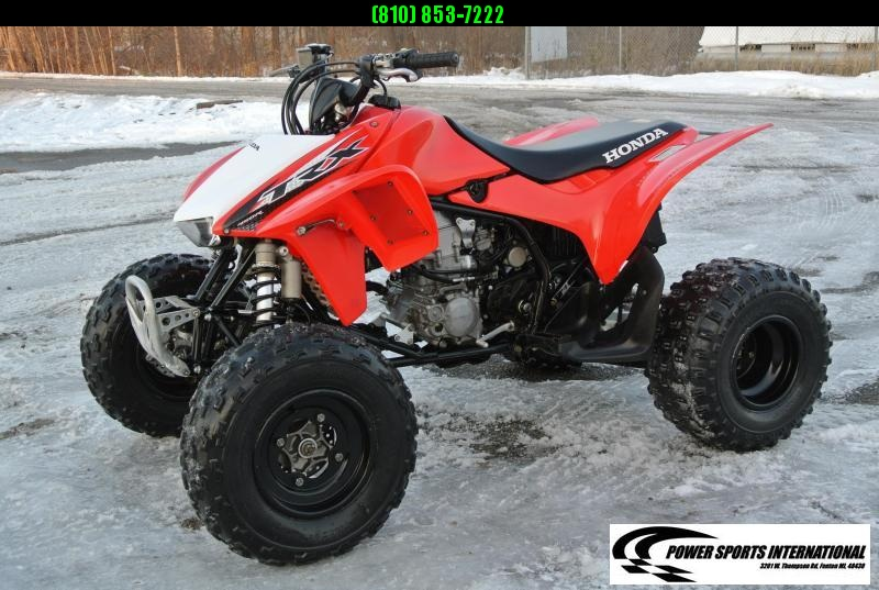 2014 HONDA TRX450ERE RED Sport Quad ATV  #1064