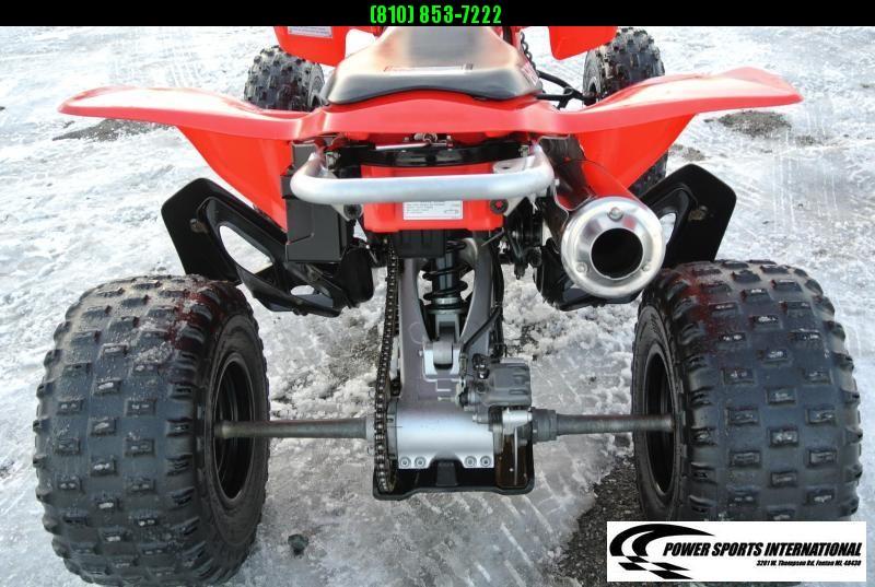 2014 HONDA TRX450ERE RED Sport Quad ATV  #1064