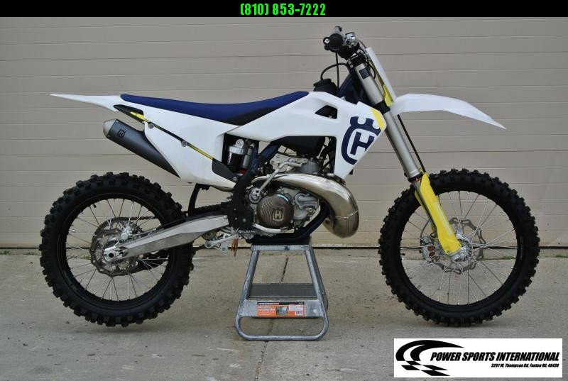 2019 Husqvarna TC 250 Two Stroke Motorcycle MX 5324