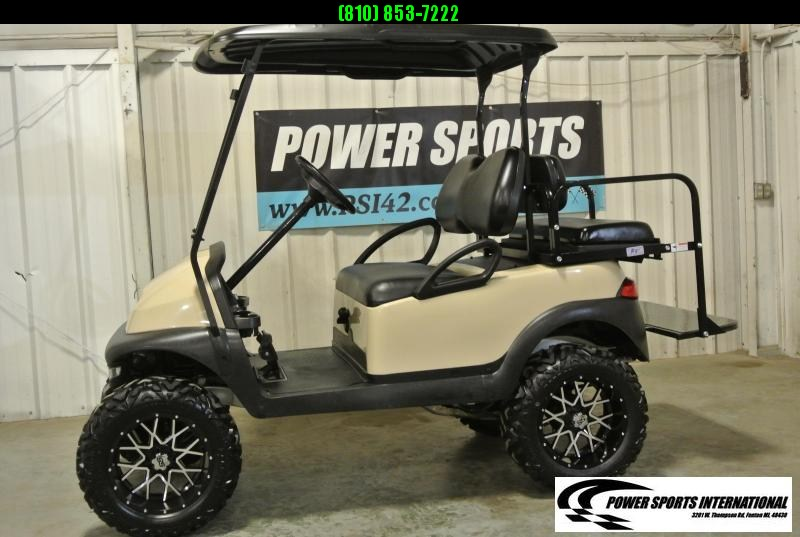 2015 CUSTOM Club Car Precedent EFI Fuel Injected GAS Golf Cart #9312