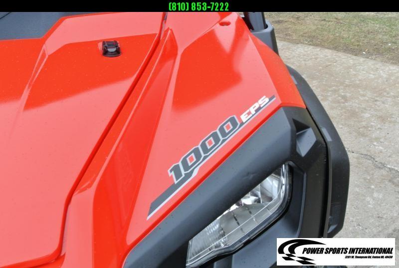 2018 HONDA SXS1000M5P PIONEER 5 RED DELUXE UTV #1259