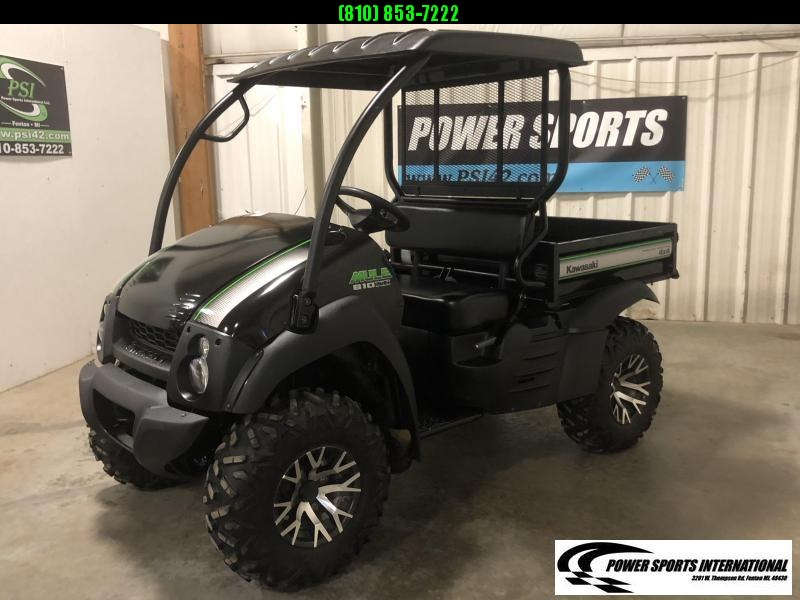 2016 KAWASAKI KAF400FGF MULE 610 XC SPECIAL EDITION Utility Side By Side.  Ranger #3962
