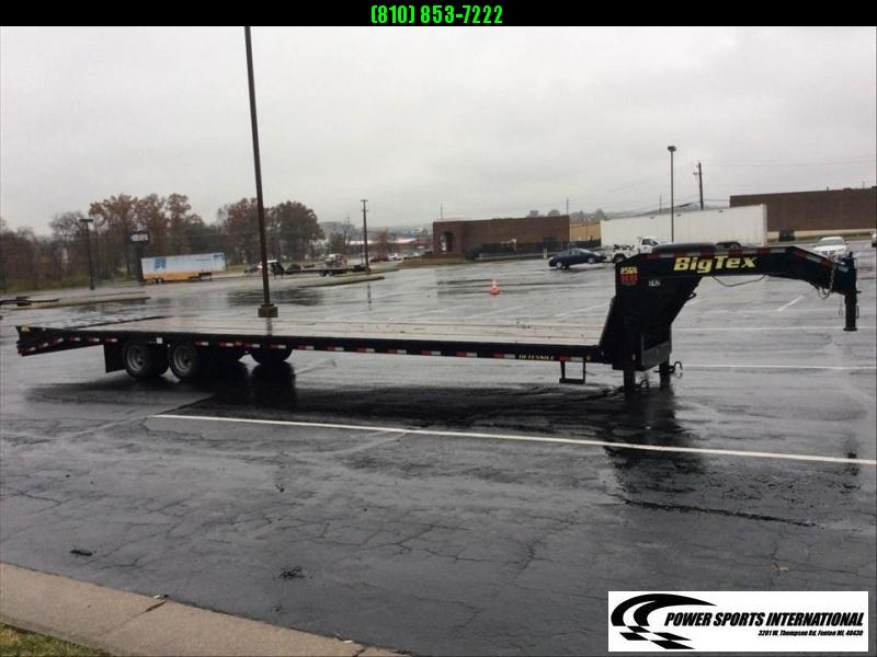 2018 Big Tex Trailers 22GN-355 Equipment Trailer Car Hauler